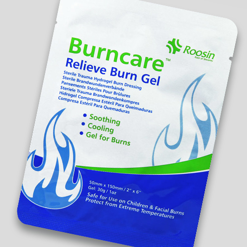 Burncare Relieve Burn Gel - 5cm x 15cm  (1) BUR007