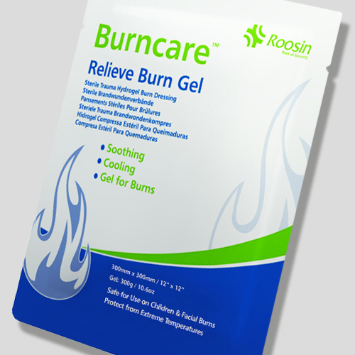 Burncare Relieve Burn Gel - 30cm x 30cm (1) BUR010