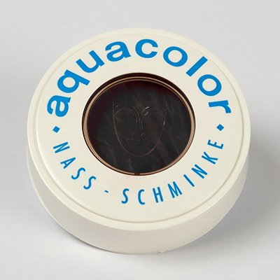 Aquacolour - Black CAS04