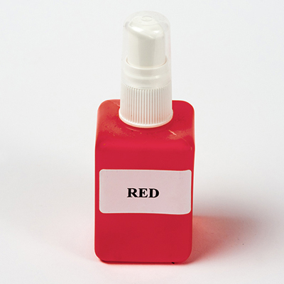 Colouring Spray - Red CAS21RED