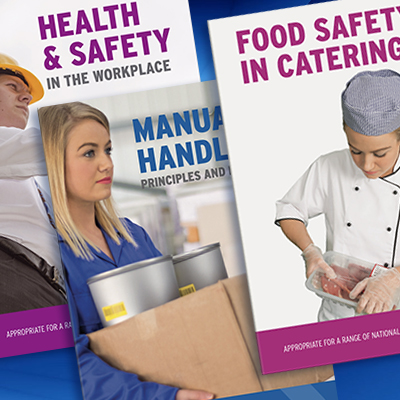 Health, Fire, Manual Handling and Food Compliance E-Books