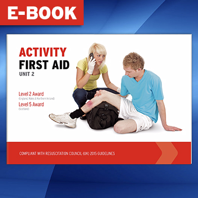 Activity First Aid - Unit 2 Book (Electronic Version) L2AFABOOK-EBOOK