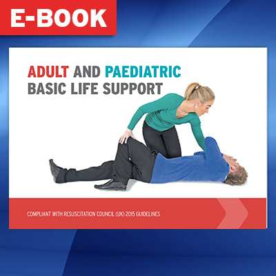 Adult and Paediatric <br>Basic Life Support Book (Electronic Version) BLSBOOK-EBOOK
