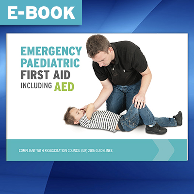 Emergency Paediatric First Aid Book (Electronic Version) L3EPFABOOK-EBOOK