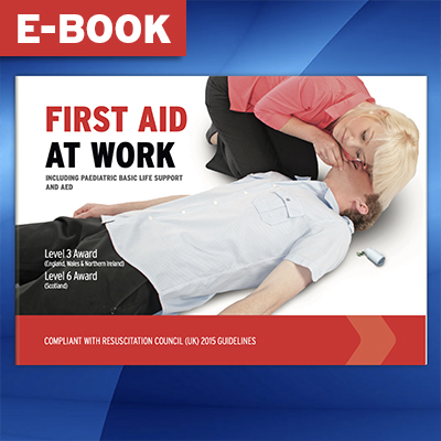 First Aid at Work Book (Electronic Version) IUFAWBOOK-EBOOK