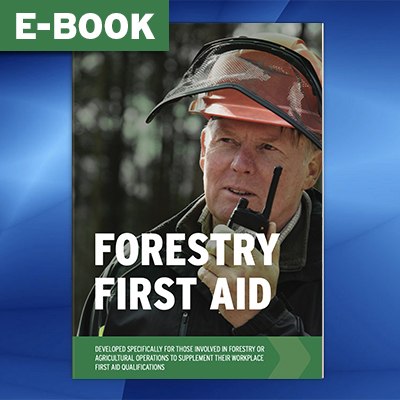 Forestry First Aid Manual (Electronic Version) FFAM-EBOOK