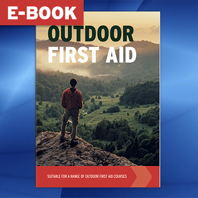 Outdoor First Aid Book (Electronic Version) L3OFABOOK-EBOOK