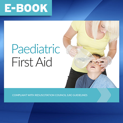 Paediatric First Aid Book (Electronic Version) L3PFABOOK-EBOOK