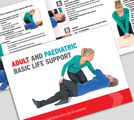 Adult and Paediatric BLS Booklet BLSBOOK