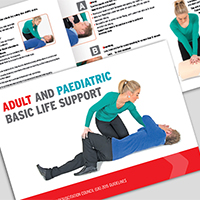Adult and Paediatric <br>Basic Life Support BLSBOOK
