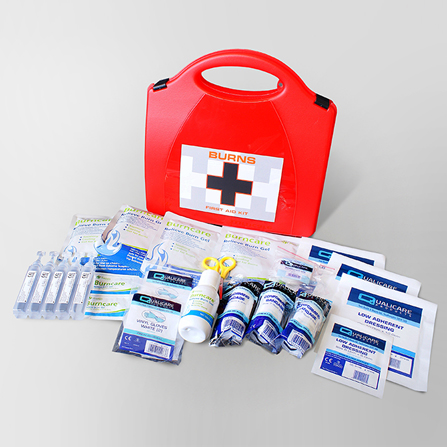 Burns First Aid Kit - Large kit BFA001