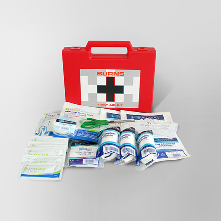 Burns First Aid Kit - Small kit BFA002