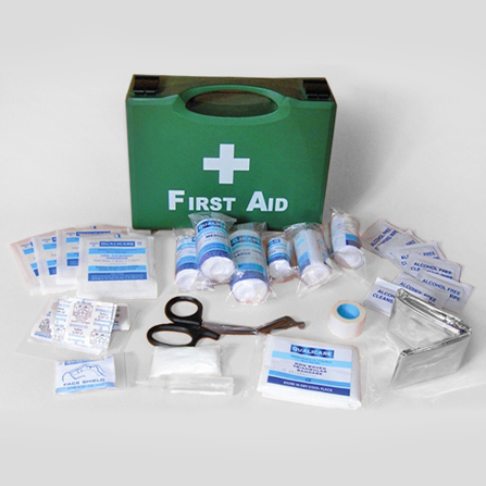 British Standard BS8599-1<br />First Aid Kit BS85991