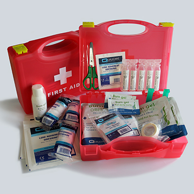 Premium Burn First Aid Kit BFA001