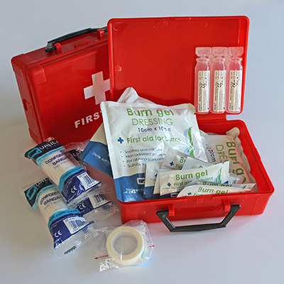 Burn First Aid Kit (Small) BFA002