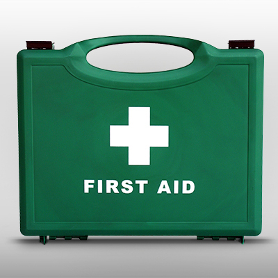 First Aid Box - 1-20 person - empty EB120