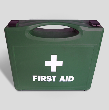 First Aid Box - 1-50 person - empty EB150