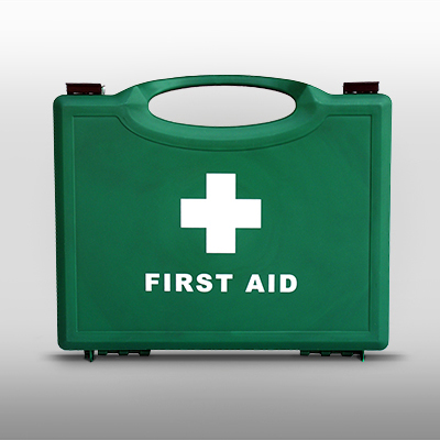 First Aid Box - 1-10 person - empty EB110