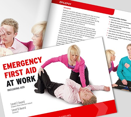 Level 2 Emergency First Aid Book L2EFABOOK
