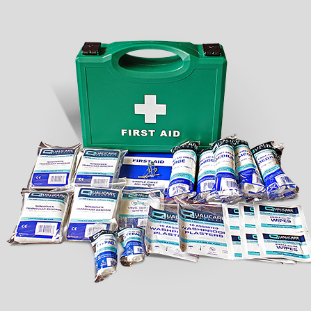 First Aid Kit - 1 to 10 person FA110