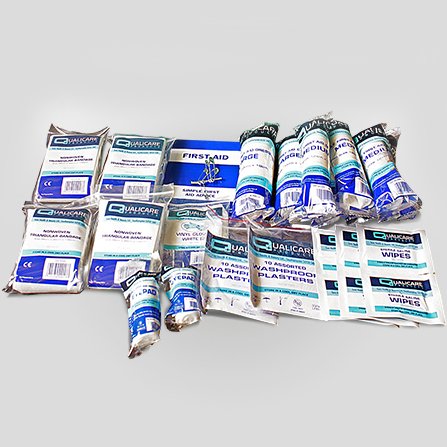 First Aid Kit - 1-10 person refill FA110R