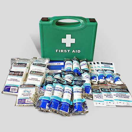 First Aid Kit<br />1-20 person kit FA120