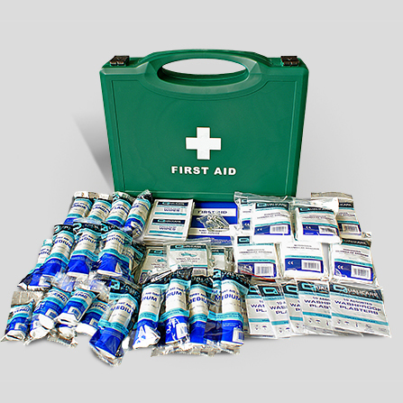 First Aid Kit - 1-50 person kit FA150