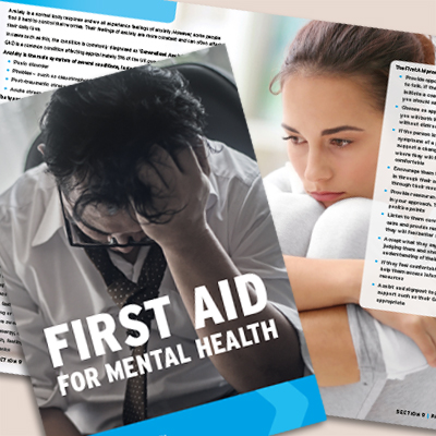 Mental Health and Safeguarding Books