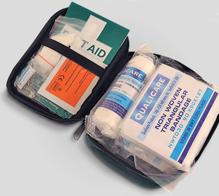 Travel First Aid Kit - 1 person FAT10