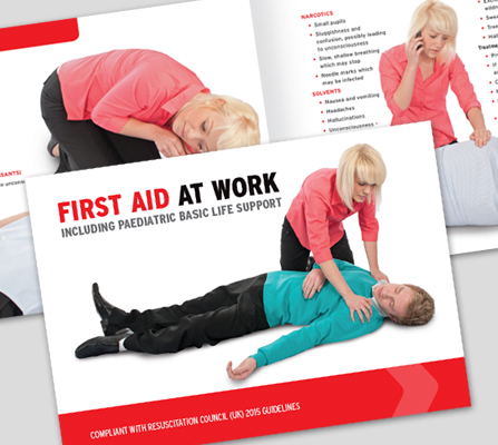 first aid at work manual pdf