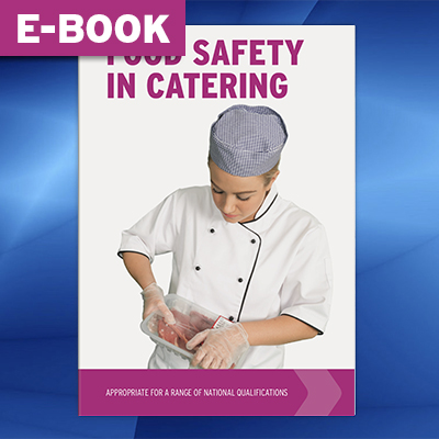 Food Safety in Catering Book (Electronic Version) FSICBOOK-EBOOK