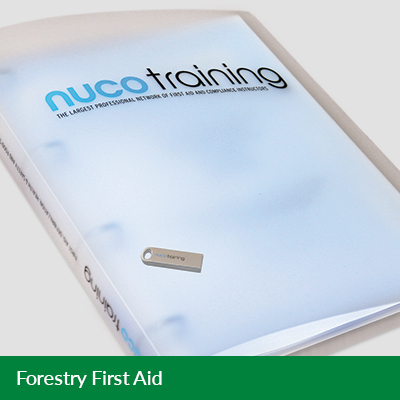 L3 Forestry First Aid (+F) Tutor Pack with USB FFATPUSB