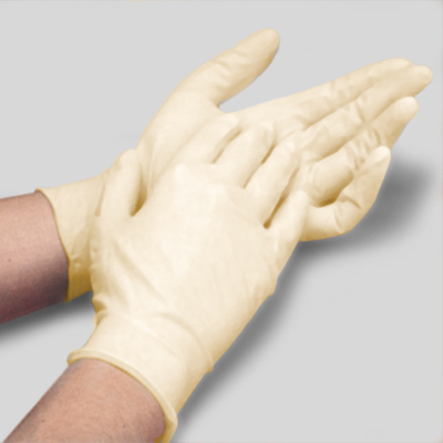 Latex Gloves  **OUT OF STOCK **