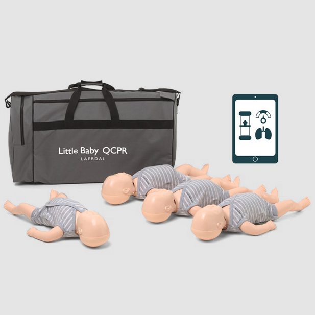 Little Baby QCPR 4-Pack LBQCPR4PK