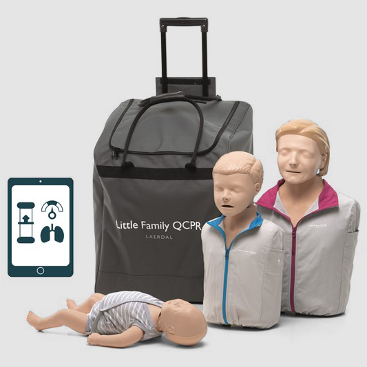 Little Family Pack QCPR LFPQCPR