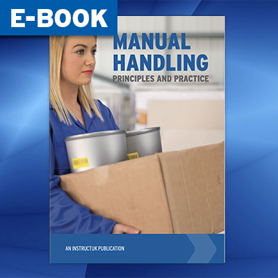 Manual Handling <br>Principles and Practice Book (Electronic Version) MHBOOK-EBOOK