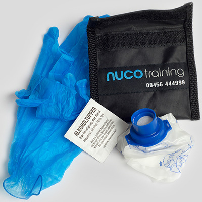 Nuco's Rescue Breather Kit NUCOREV