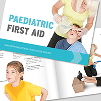 Paediatric First Aid L3PFABOOK