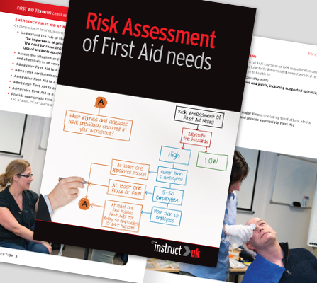 RISK ASSESSMENT OF FIRST AID NEEDS HANDBOOK - Nuco Plus