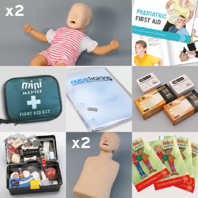 Paediatric Trainer Start-Up Pack PTSUP