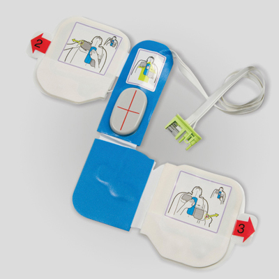 ZOLL AED Plus Trainer II CPR-D Electrode Pad ZCPRDTRAIN