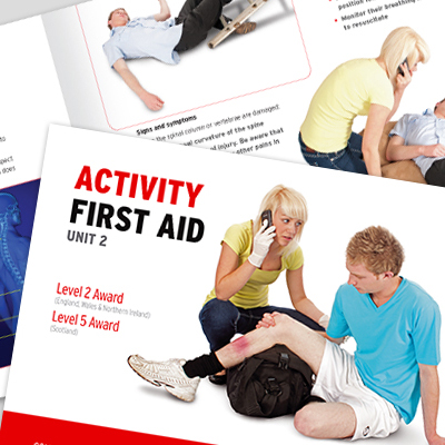 Activity First Aid - Unit 2 Book L2AFABOOK