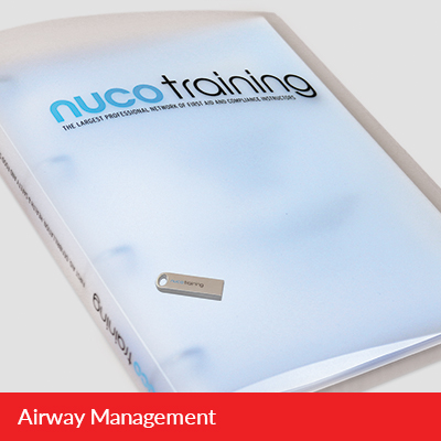 Airway Management Tutor Pack with USB AMTP