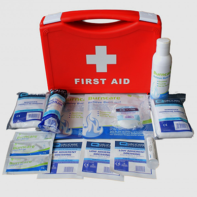 Compact Burn First Aid Kit CBFAK