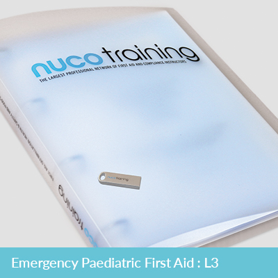 L3 Emergency Paediatric First Aid Tutor Pack with USB FAAEPFATPUSB