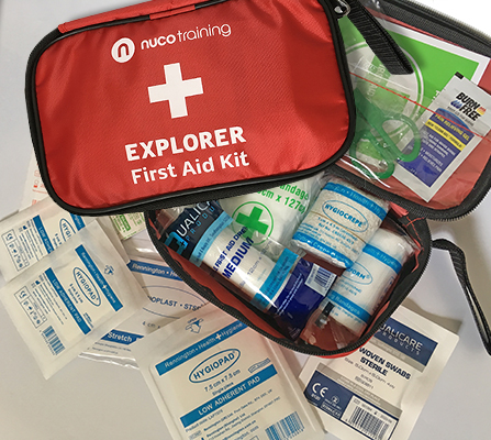Explorer First Aid Kit EXFAK