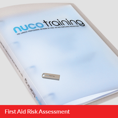 L2 First Aid Risk Assessment Tutor Pack with USB FARATPUSB