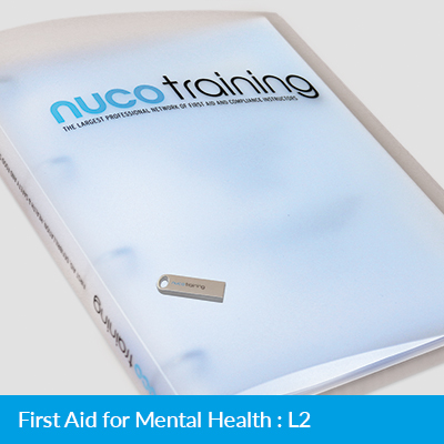 L2/L5 First Aid for Mental Health Tutor Pack with USB FAMHTPUSB