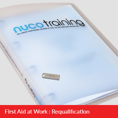 L3/L6 First Aid at Work Requalification Tutor Pack with USB L3FAWREQTPUSB