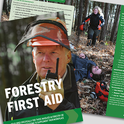 Forestry First Aid Book FFAM